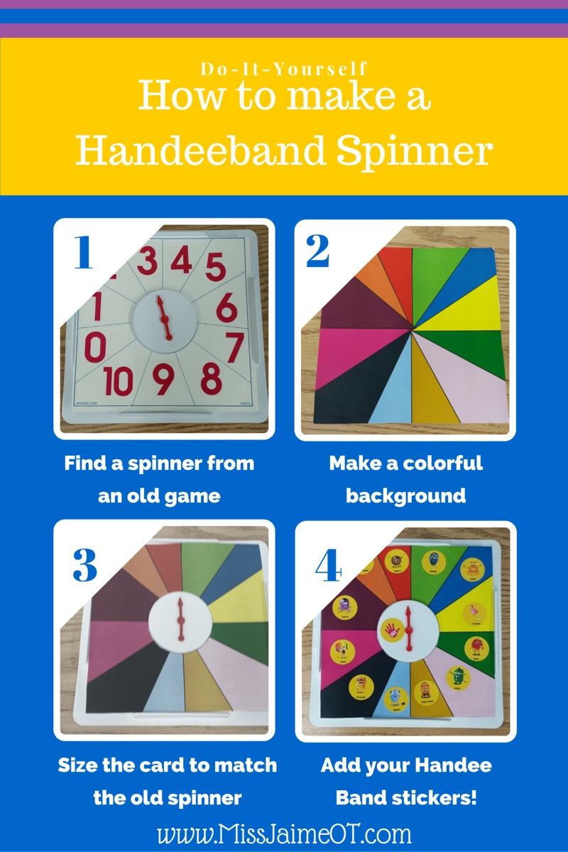 Handee Band Spinner