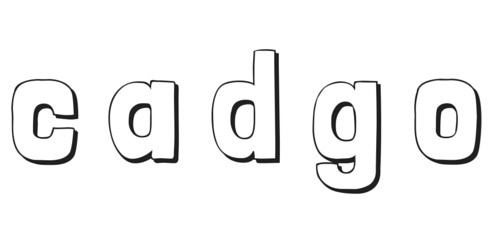 cadgo handwriting
