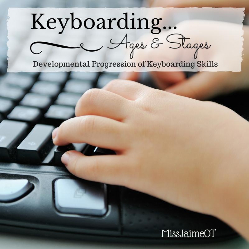 keyboarding progression