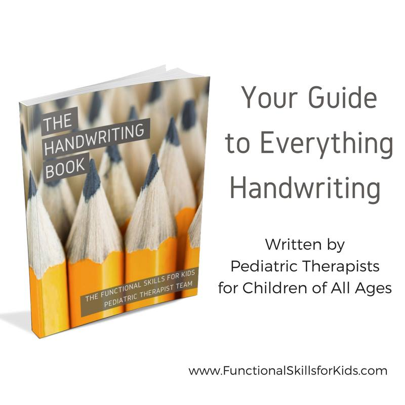 Free handwriting worksheets for middle school