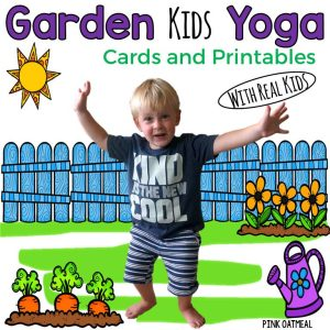 teaching yoga to children