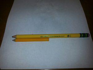 pencilbigvslittle