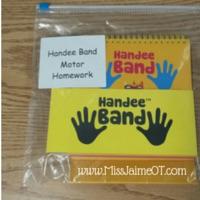 Handeeband homework