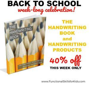 handwriting, fine motor, missjaimeot