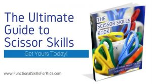 scissors skills book