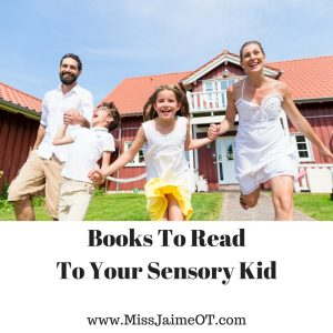 sensory books, sensory books for kids, SPD