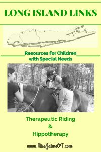 long island hippotherapy therapuetic riding