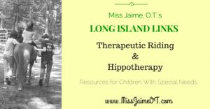 long island hippotherapy and therapuetic riding