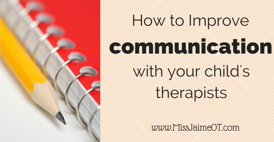 communication, therapists, schools