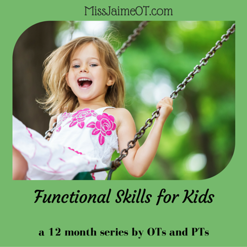 Functional Skills For Kids, Handwriting and Play