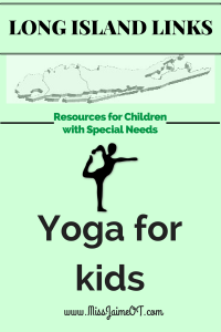 Long Island facilities providing yoga for kids