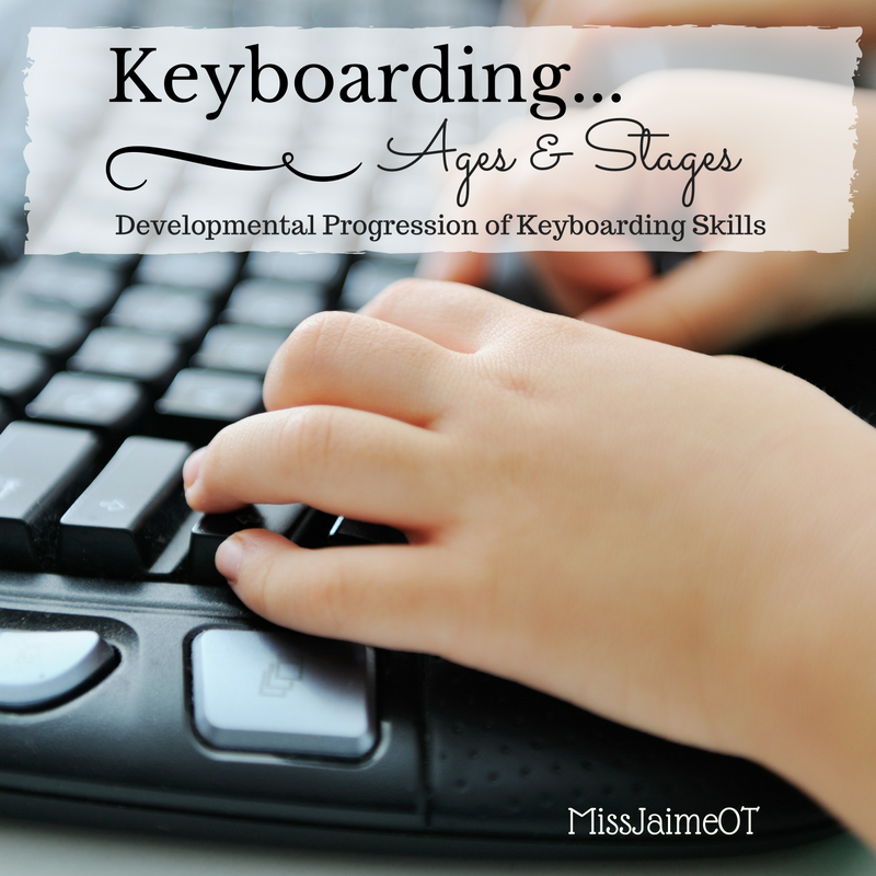 keyboarding progression