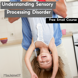A 5 day crash course in Sensory Processing Disorder
