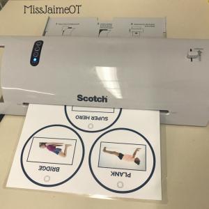 Scotch laminator