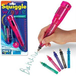 Vibrating pen