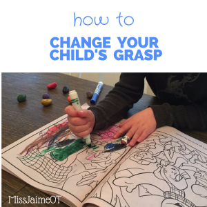 grasping, fine motor skills, occupational therapy,